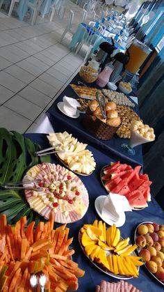 Café da Manhã - Confraternização