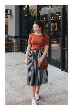 38 Ideas De Falda Plisada Looks Con Falda Falda Plisada Casual Faldas Plisadas