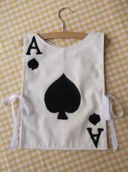 Déguisement enfant carte à jouer