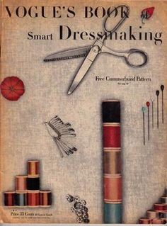 ISSUU - Vogue& book of smart dressmaking 1948 by Countess Shushu von Humpton Tailoring Techniques, Sewing Techniques, Pattern Cutting, Pattern Making, Sewing Tutorials, Sewing Hacks, Sewing Tips, Free Sewing, Sewing Ideas