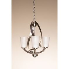 Kichler Layla 3-Light Brushed Nickel Modern/Contemporary Chandelier in the Chandeliers department at Lowes.com Chandelier Shades, Glass Chandelier, Chandelier Lighting, Chandeliers, Contemporary Chandelier, Modern Contemporary, Brushed Nickel Chandelier, Wall Lights, Ceiling Lights