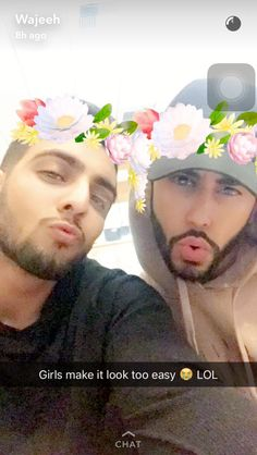 Adam saleh snapchat