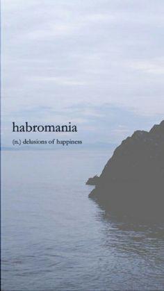 Habromania