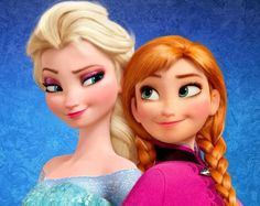 """Attention """"Frozen"""" Fans: You Have the Wrong Heroine Why are young children focused on Elsa and not Anna from """"Frozen""""? I try to get my kids to be Anna and nope it's always Elsa! Frozen Disney, Walt Disney, Film Frozen, Frozen 2013, Anna Frozen, Disney Love, Disney Magic, Frozen Snow, Frozen Queen"""