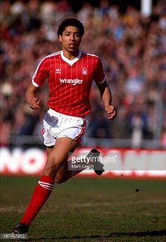 31 March 1984 Football League Division One Notts County v Nottingham Forest Des Walker of Forest Nottingham Forest Fc, 31 March, Soccer Guys, World Football, Defenders, Ant, Premier League, Division, Art Work