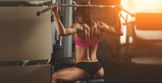 Силовые тренажеры для женщин