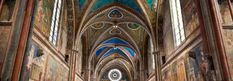 San Francesco in Assisi - Giotto's frescoes are here...Someday!