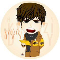 HBD Kyuzizi #Sunggyu