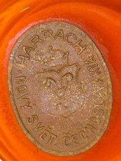 Harrach,Tango Cup, Factory Label