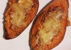 Baked Potato, Sweet Potato, Junk Food Snacks, Winter Food, Vegetable Recipes, Allergies, Snack Recipes, Paleo, Pork