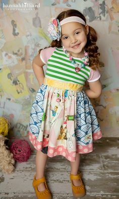 Vintage Patterns! So SEW Cute!     I found this on www.kidsflytoo.com