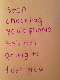 Gotta keep telling myself this..