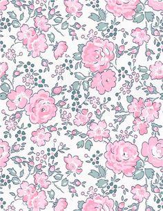Vu sur www.stragier.com : Liberty-Felicite- Rose Dragée-en prévente -disponible début avril