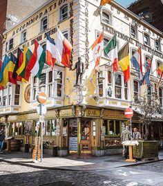 Oliver St. John Gogarty Pub Restaurant | Dublin, Ireland