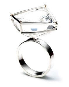 Margaret De Patta Biography | ... gold, sterling silver and quartz 'Homage to Margaret De Patta' ring