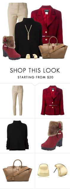 """""""Sin título #2019"""" by loveisforgirls ❤ liked on Polyvore featuring Gucci, Chanel, URBAN ZEN, Yves Saint Laurent, Anne Klein and BCBGeneration"""