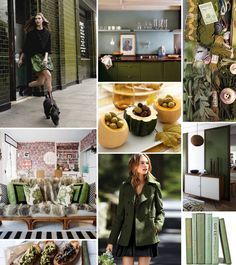 Mood Board Monday: Olive Green (http://blog.hgtv.com/design/2013/10/21/mood-board-monday-olive-green/?soc=pinterest)