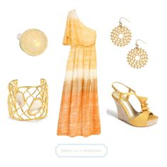 """""""Dress for a Guest of Beach Wedding 