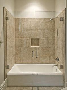Double Door Shower | Don Duffy Architecture's Design