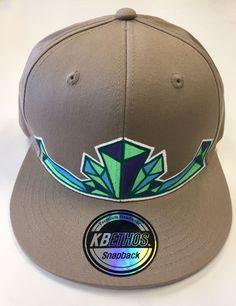 Tan CRYSTAL Snap Back Hat, BASSNECTAR, Pretty Lights, GriZ, Disco Biscuits  | eBay