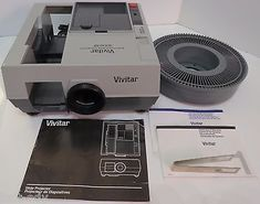 """in the picture:Vivitar 3000AF Carousel Slide Projector lots of color options – get more info:https://www.amazon.com/dp/B000UXY0T4    Is the Vivitar 3000AF Carousel Slide Projector  Fairly worth the money in addition to all the """"top product deals EVER""""  buzz? Are there superior product options o..."""