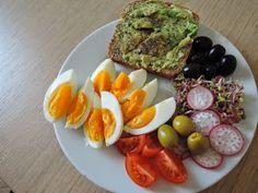 Fitblog. Odchudzanie, przepisy, motywacja.: Pomysł na fit śniadanie #1 Nasu, Eggs, Breakfast, Fit, Morning Coffee, Shape, Egg, Egg As Food