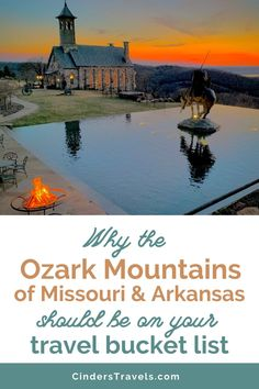 A local shares her favorite things to see and do in the Ozarks of Missouri and Arkansas, as well as the best things to do in Branson, MO (and what's fine to skip). #USATravel #RVTravel #Branson #Missouri #Ozarks Rv Travel, Places To Travel, Places To See, Vacation Destinations, Dream Vacations, Dogwood Canyon, Branson Missouri, Rv Life, Tailgating
