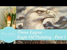 Painting An Underpainting With Oils — Eeva Nikunen