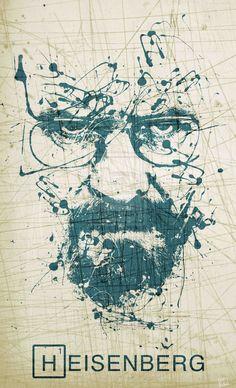 Walter White by Fernando de Carabassain Argentina