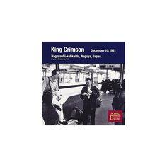King Crimson - Collector's Club 1981.12.10 Nagoya (CD)