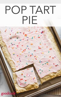 The perfect sweet, shareable treat. Just Desserts, Delicious Desserts, Dessert Recipes, Yummy Food, Fun Cooking, Cooking Tips, Eat Dessert First, Pop Tarts, Baking Recipes