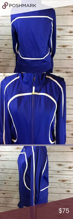 Lululemon Jacket Excellent condition. Shows no signs of wear. Thumb holes on sleeves. If you want a discount please use my bundle option. Please see all photos for full description and details. lululemon athletica Jackets & Coats