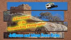 Just posted! http://thethrillsociety.com/adventures-of-the-boondocking-photographer-jailhouse-and-moon-house-ruins/ #offthegrid #boondocker #boondocking #rvlife #rvliving #rvfulltime #camping #truckcamper #truckcamping
