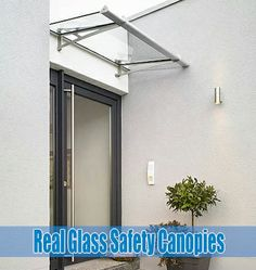 The New Polymer Lightline Safety Glass Canopy System is a new exclusive addition to the already successful LIGHTLINE product range.