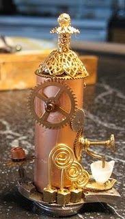 Steampunk Miniatures