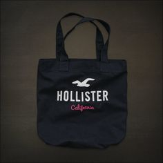 Hollister Co. So Cal Book Tote