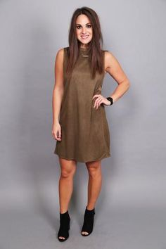 733f98eaf02 Peep Show Dress  Olive  - The Rage - 1