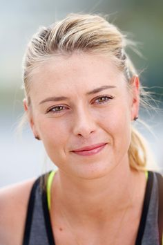 Maria Sharapova Photos: BNP Paribas Open: Day 3