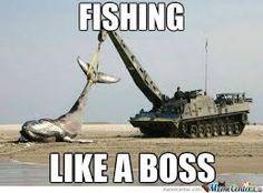 Fishing : Photo - Fishing Tank - Ideas of Fishing Tank - Fishing : Photo Gone Fishing, Best Fishing, Kayak Fishing, Fishing Tips, Catfish Fishing, Fishing Stuff, Fishing Games, Survival Fishing, Fishing Boats