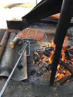 Light My Fire grilliritilän testaus - toimii 😃
