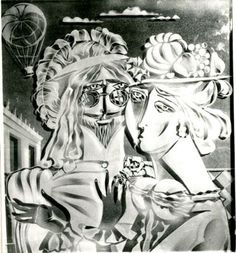 Валентин Васильевич Демьяненко. Двое. Joker, Princess Zelda, Fictional Characters, Collection, Art, Art Background, Kunst, The Joker, Performing Arts