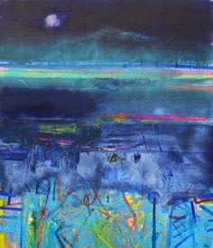 Shoreline - Barbara Rae CBE RA 2016 - Portland Gallery