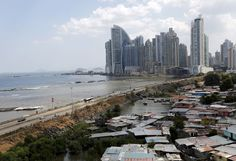 An anything-goes business and banking system, recently laid bare by the Panama Papers, has helped build Panama City's welter of steel and glass.