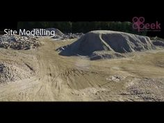 Drones Applications (Construction, Architecture, Surveying, GIS, Mining) [PEEK DRONES] - YouTube