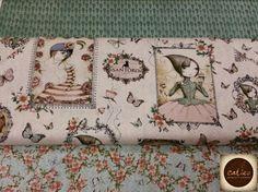 Mirabelle de Santoro London  #patchwork #DIYcontela #oviedo #DIYfabric #mirabelle #santorolondon