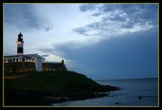 Lighthouse in Bahia by Panama Slim, via 500px