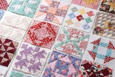 farmers_wife_quilt_sampler_quilt_messy_jesse_2 by Messy Jesse on Flickr.