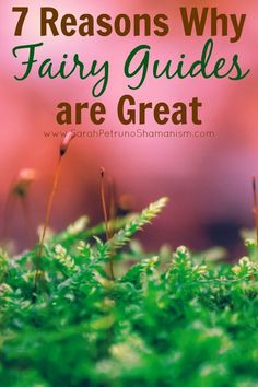 Fairy Guides are the best kind of Spirit Guide - Learn why! - Pinned by The Mystic's Emporium on Etsy