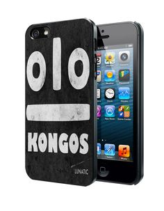 Cover Olo Kongos Samsung Galaxy S3 S4 S5 Note 3 Case, Iphone 4 4S 5 5S 5C Case, Ipod Touch 4 5 Case