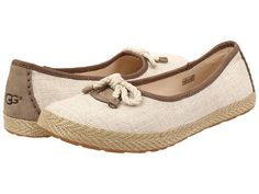 UGG Syleste Natural Textile - Zappos.com Free Shipping BOTH Ways